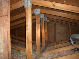 windstorm mitigation attic inspection